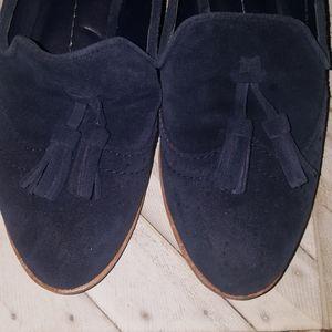 Dolce Vita Size 6.5 Navy Blue Flats